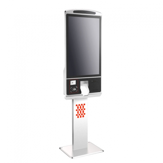 Baking shop self ordering kiosk